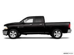 Used 2010 Dodge Ram 1500 SLT/Sport/TRX Truck Quad Cab 1D7RB1GT4AS126820 for Sale in West Palm Beach, FL