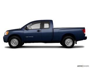 2010 Nissan Titan PRO-4X Truck King Cab