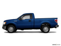 Used 2010 Ford F-150 Truck Regular Cab for sale in Parkersburg, WV