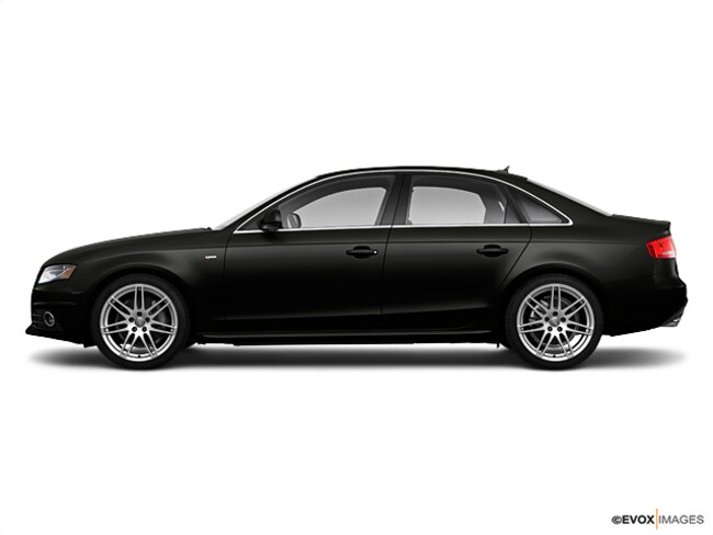 2010 Audi A4 2.0T Premium Sedan