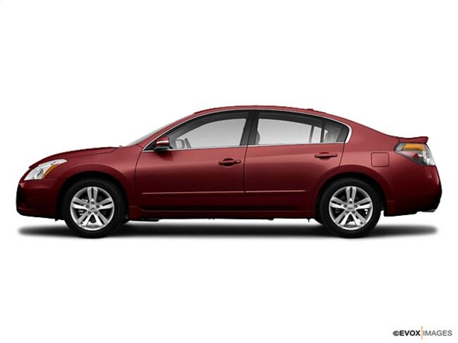 2010 Nissan Altima 3.5 SR Sedan