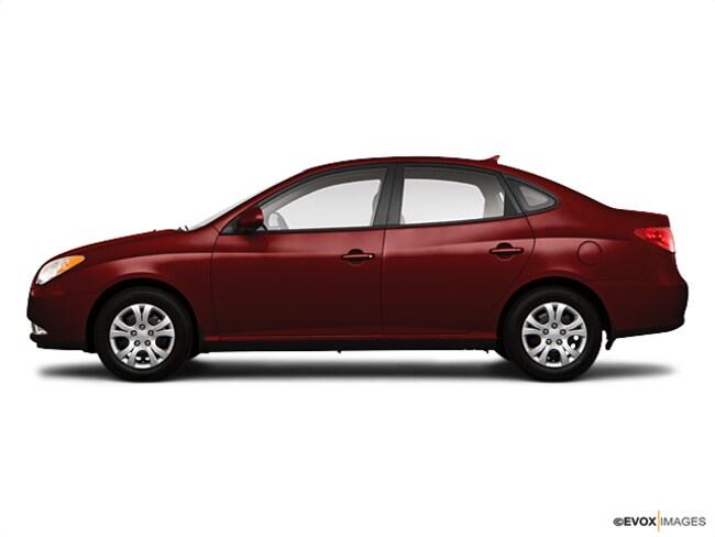 2010 Hyundai Elantra GLS Sedan