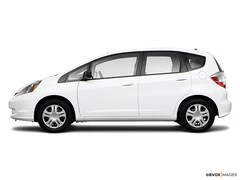 2010 Honda Fit Base Hatchback