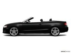 2010 Audi S5 Prestige Quattro Cabriolet