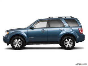2010 Ford Escape Limited Hybrid SUV
