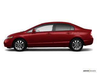 2010 Honda Civic EX Moonroof Sedan