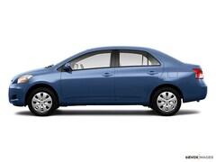 2010 Toyota Yaris Base Sedan