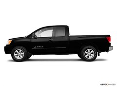 Used 2010 Nissan Titan SE Truck King Cab Denver