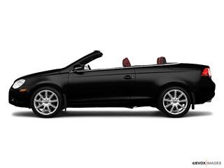 2010 Volkswagen Eos Komfort Convertible