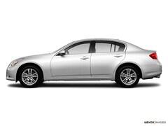 2010 INFINITI G37 Sedan Sedan
