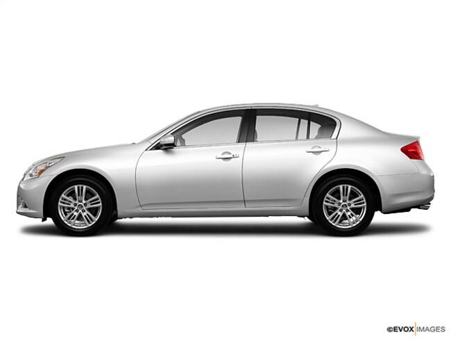 2010 INFINITI G37 4dr x AWD Sedan