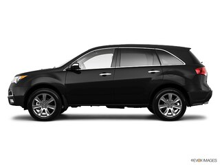 Used 2010 Acura MDX 3.7L Advance Package SUV for sale in Little Rock