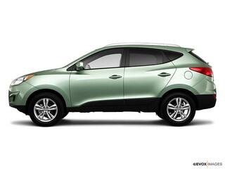 2010 Hyundai Tucson Limited SUV