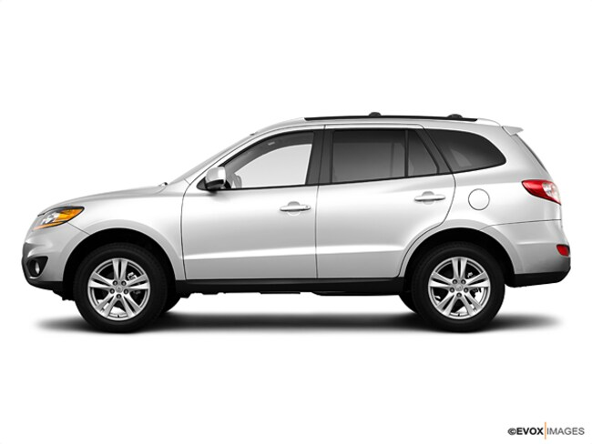 2010 Hyundai Santa Fe GLS SUV