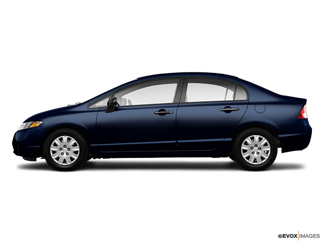 Pre Owned 2010 Honda Civic VP Sedan For Sale In Santa Rosa, CA