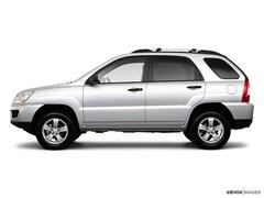 2010 Kia Sportage LX 2WD  I4 Auto LX