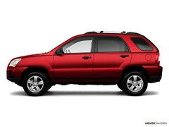 2010 Kia Sportage LX V6 SUV