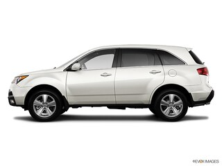 2010 Acura MDX 3.7L Technology Pkg w/Entertainment Pkg SUV