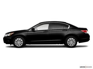 2010 Honda Accord 2.4 LX Sedan