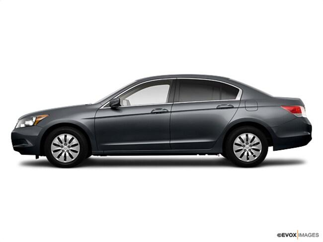 Used 2010 Honda Accord LX Sedan Houston