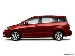 2010 Mazda Mazda5 Grand Touring Wagon