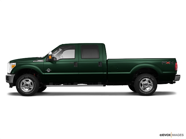 2011 Ford F-250 Crew Cab Pickup