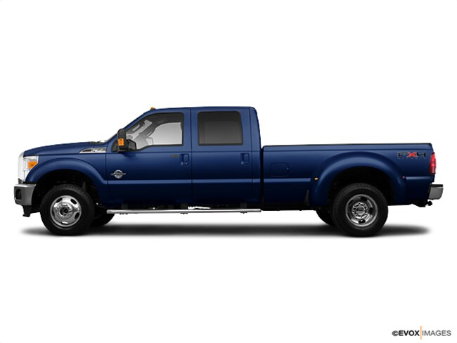 2011 Ford F-350 SD 4WD Crew Cab 172 XL