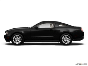 2011 Ford Mustang Coupe