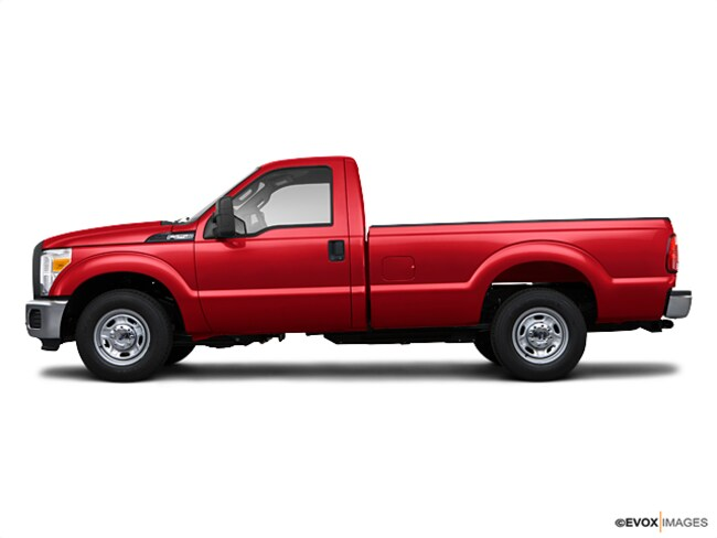 2011 Ford F-250 Long Bed Truck