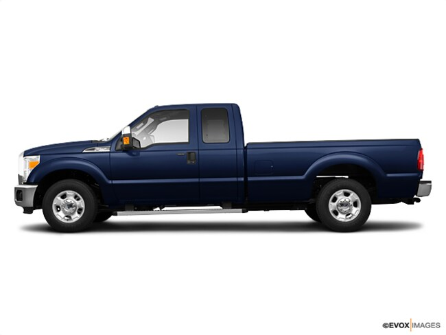 2011 Ford F250 4WD XLT Full Size Truck