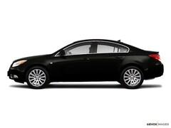 2011 Buick Regal CXL Sedan