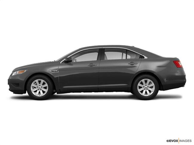 2011 Ford Taurus SEL Sedan