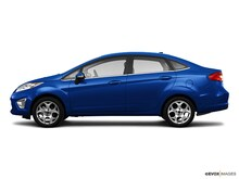 2011 Ford Fiesta SD Sedan