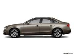 Used 2011 Audi A4 2.0T Premium Plus Quattro Sedan Concord New Hampshire