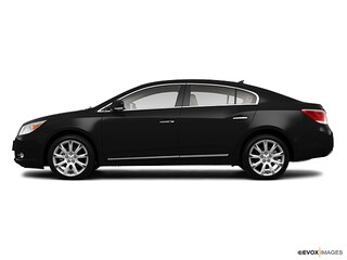 2011 Buick Lacrosse 4dr Sdn CXL AWD Car
