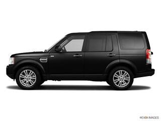 2011 Land Rover LR4 LUX 4WD  V8 LUX