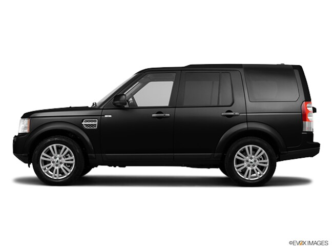 Used 2011 Land Rover LR4 HSE SUV in Naperville