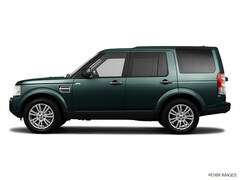 2011 Land Rover LR4 LUX SUV