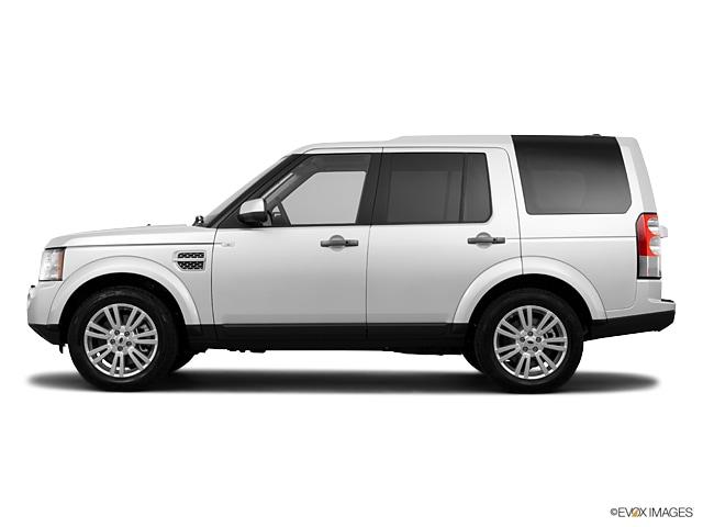2011 Land Rover LR4 V8 SUV