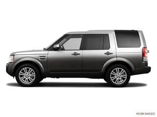 2011 Land Rover LR4 HSE SUV
