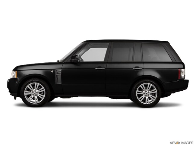 2011 Land Rover Range Rover Supercharged SUV