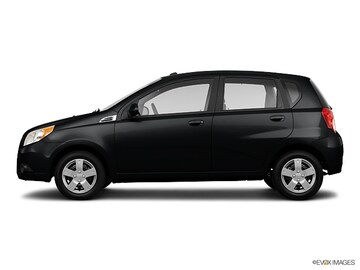 2011 Chevrolet Aveo Hatchback