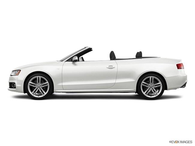 2011 Audi S5 3.0 Premium Plus Cabriolet