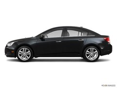 Used 2011 Chevrolet Cruze LTZ Sedan UA215287 1G1PH5S98B7215287 under $15,000 for Sale in Bedford