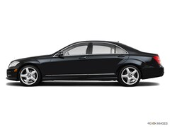 2011 Mercedes-Benz S-Class S 550 Sedan