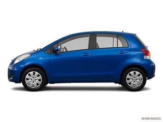 2011 Toyota Yaris 5 Door Liftback