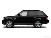 2011 Land Rover Range Rover Sport Supercharged SUV