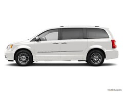 2011 Chrysler Town and Country Touring Front-wheel Drive LWB Passenger Van LWB Passenger Van