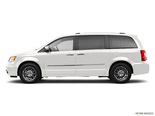 2011 Chrysler Town & Country Touring Van LWB Passenger Van