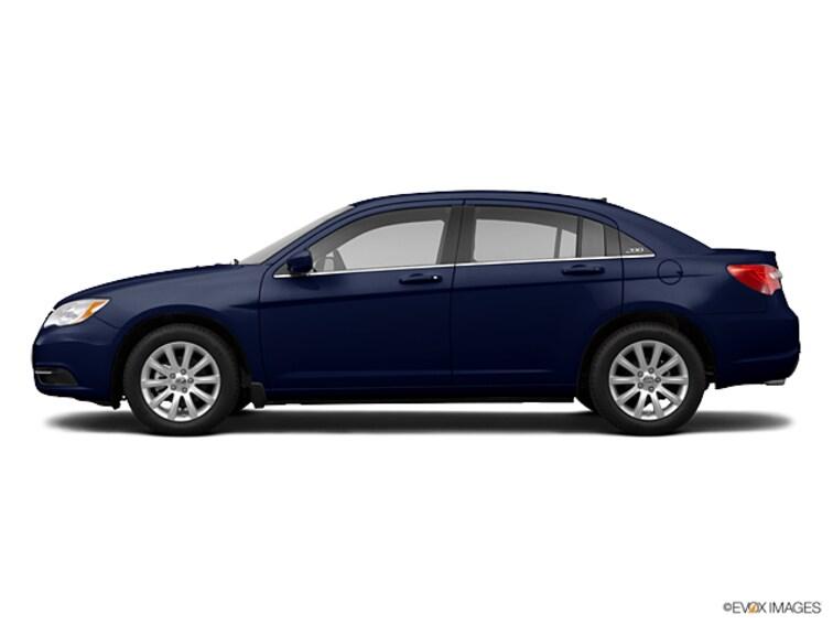 Used 2011 Chrysler 200 Touring Sedan Near Greensboro